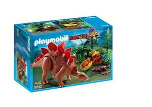 Playmobil 5232 Stegosaurus - £12 delivered  at Amazon