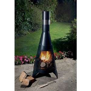 Deluxe Chiminea at B&M £39.99