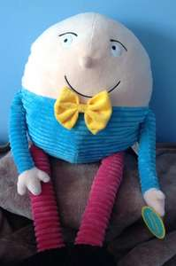 INSTORE Sainsburys large Humpty Dumpty was £10 now £3