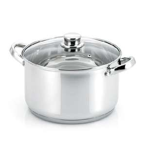Elements Stockpot 26cm for £12 + £3.95 postage @ Viners