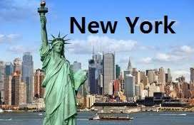 British Airways Flights to New York = £378.11.return (£191 each way) with 23kg Luggage - Various dates throughout November,