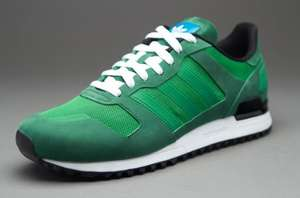 Adidas Originals ZX700 (Green/Fairway/Forest) 53% OFF @Prodirect