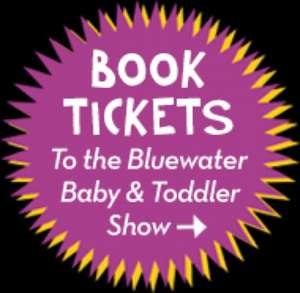 Tickets to the baby and toddler show