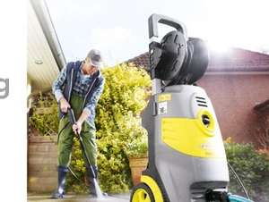 Parkside Pressure Washer 2100w £89.99 @ LIDL (3 Years Warranty) + Many More Household Cleaning Products (go to deal for more info)