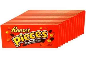 Reese's Pieces Peanut Butter Theatre Box 113g £1.00 @ PoundLand