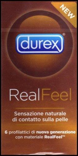 Durex Real Feel 6pk 99p store Milton Keynes £0.99