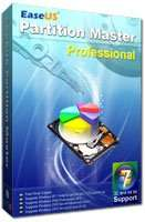 EaseUS Partition Master Professional - Free Lifetime License