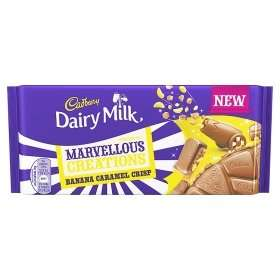 NEW Cadbury's Marvellous Creations Banana Caramel Crisp £1 @ Asda
