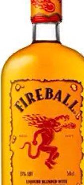 HOT Fireball Whisky 500ml - £11 @ Asda