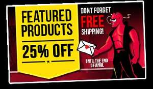 25% off on 20 pound gift cards unlimited amounts @ Totally Wicked E Liquid