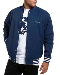 Adidas Originals Superstar Jacket 46% OFF £35 @ JDSports