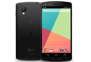 LG Google Nexus 5 Black on EE4G w/ 1000 Mins, Unlimited Texts + 500MB - £29.99 upfront + £18.99 p/m 24months via U Switch