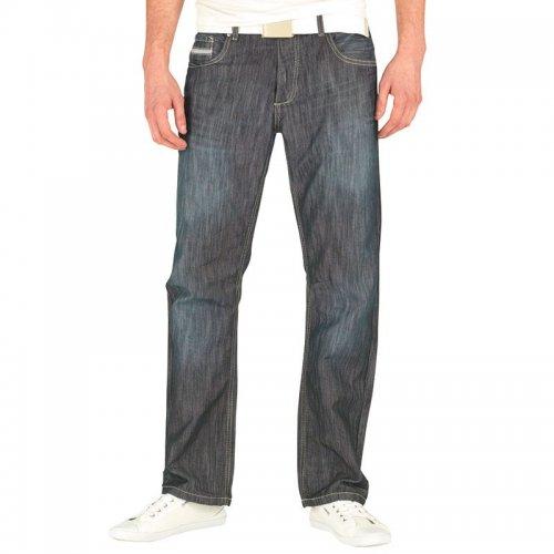 Kangaroo Poo Mens Furio 2 Jeans Dark Wash £9.99 plus £3.99 delivery @ mandmdirect