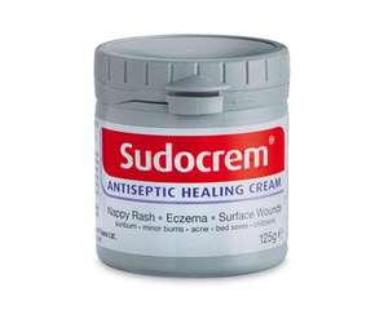 Sudocrem Antiseptic Healing Cream - 125g £2.35 @ ALDI