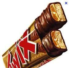 10 x twix 50g for £1.00 @ FarmFoods