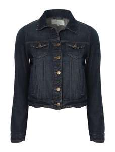 Peacock's Ladies' Denim Jacket, half price £10 + 3.99 shipping