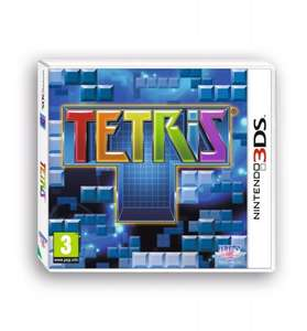 Tetris 3DS £5 (new) @ Tesco Direct / Amazon.co.uk