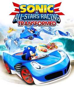 Sonic Racing Transformed FREE on Google Play Store from Today!