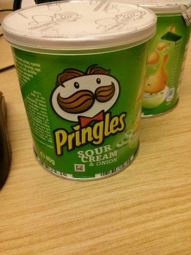 Pringles 3 x 40g tubs for £1 @ Nisa