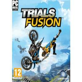 Trials Fusion (PC Download with Thrill Seeker Rhino Helmet & Fallen Angel Bike DLC!) £14.99 with 5% fb discount @ cdkeys