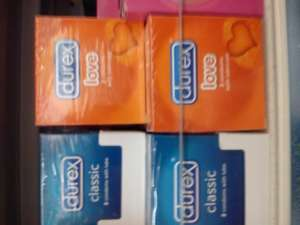 Durex condoms n lubes £1 @ Poundland