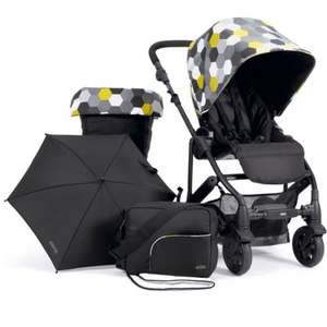 Argos - Mamas and Papas Pixo Hexagon Pushchair Package £224.99 was £449.99
