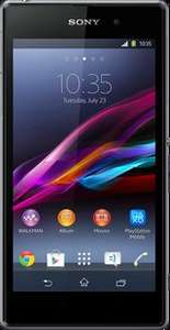 Sony xperia Z1 with 1000min, unlimited texts, 500mb data, £39.99 upfront and £23.99 per month @ Uswitch (Term - £615.75)