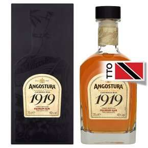 Angostura 1919 Premium Rum 70cl - £21 at OCADO or £21.50 in Waitrose