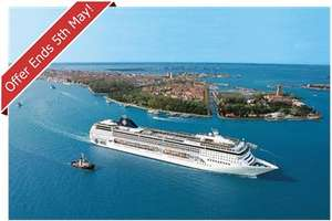 10 Night Cruise (Netherlands, Spain, Portugal & France) for only £479pp + with FREE ALCOHOLIC DRINKS.  Departing 17th September 2014 @ iglucruise