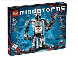 Lego mindstorms ev3 31313 tesco direct £197.97 with voucher code