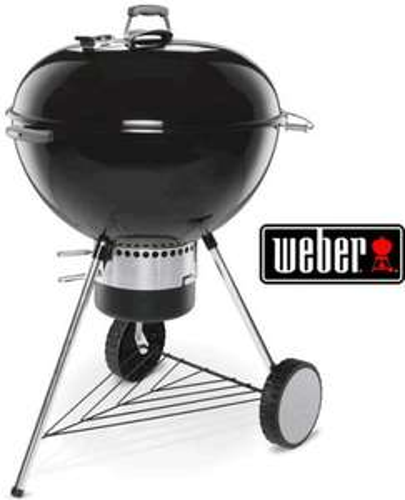 Weber One Touch Premium 57cm BBQ - £119.98 @ TK Maxx & Garden4Less