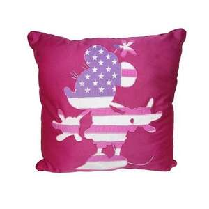 Minnie/Mickey Mouse Flag Cushion £1.59 @ Dunelm Mill + FREE Reserve & Collect