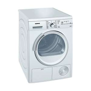 Siemens WT46E381GB Condenser Tumble Dryer, £354 (£429 less £75 trade in allowance) Free 5 year Warranty @ John lewis