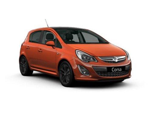 Vauxhall Corsa 1.3 CDTi ecoFLEX Limited Edition 5dr - 10k pa 24 mths. £111 inc VAT pcm + £666 deposit + £298.80 fee (also inc VAT) = £146.60 pcm equivalent @ Fleetprices