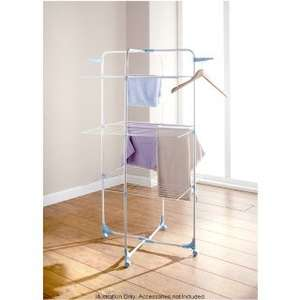 3 Tier Clothes Airer - £1 at B&M
