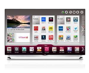 "LG 55"" ULTRA HD LA970W TV £1599 + FREE LG G TABLET + 5 Year guarantee @ selfridges"