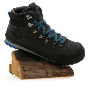 The North Face Men's Back to Berkeley Canvas Boot for £39.00 @ Blacks + 10% off with voucher code + 6% Quidco