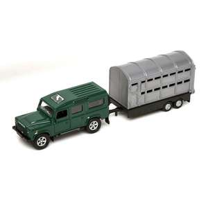 LandRover and trailer toy only £4 from wilkinsons - instore and online