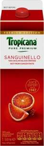 1 Litre Tropicana 'Premium Edition' Sanguinello Pure Squeezed Blood Orange Juice 99p @ 99p stores