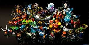 Skylanders megathread - deals on swap force and giants