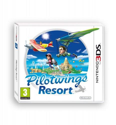 Pilotwings Resort (Nintendo 3DS), £6.99 @ Amazon (free delivery £10 spend/prime/Amazon locker)