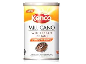 Kenco Millicano Sunlight Blend coffee 95g tin £1.19 at Tesco with coupon