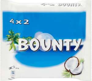 Bounty 4 Pack (57G x4) £1.00 @ Morrisons (Others In Comments)