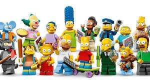 Lego Simpsons Minifigures (16 to collect) only £2.29 each at Argos instore