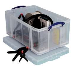 Really Useful 64 litre storage box £10.39 @ The Office Supplies Supermarket