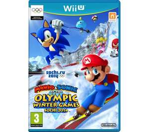 Mario & Sonic at the Sochi 2014 Olympic Winter Games Wii U £12.97 Delivered @ Currys/Pc Wolrd
