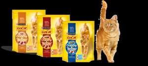 Free Sample of GO-Cat Crunchy