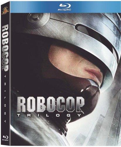 Robocop BLU-RAY trilogy £6 at play/fox direct