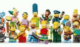 LEGO Simpsons mini figures £1.99 + buy 5 get 1 free in store @ toymaster