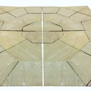 indian  Sandstone Octagon patio pack £129 @ Clearance Paving